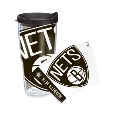 Tervis® Brooklyn Nets 24-Ounce Wrap Tumbler with Black Lid