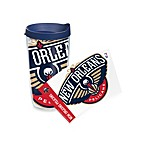 Tervis® New Orleans Pelicans 16-Ounce Wrap Tumbler with Blue Lid