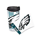 Tervis® Philadelphia Eagles 16-Ounce Wrap Tumbler with Black Lid