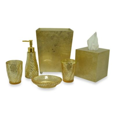 Glass Bath Accessories