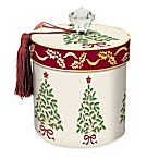 Holly Tree Toilet Tissue Holder