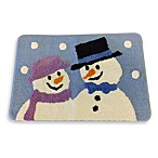 Snowy Friends Rug by Saturday Knight Limited