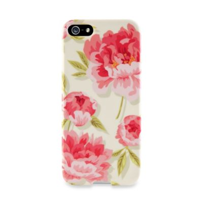 Agent18® SlimShield iPhone® 5 Hard Case in Vintage Floral