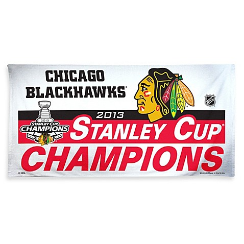 Stanley Cup 2013 Champions: Chicago Blackhawks by ...