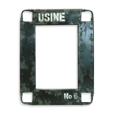 Moe's Home Collection Industrial Style Mirror