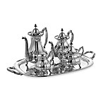 Reed & Barton®  Burgundy 5-Piece Tea Set