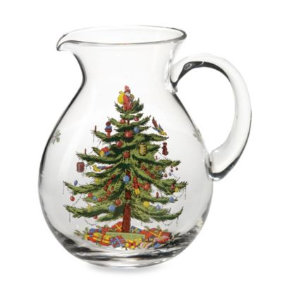 Spode® Christmas Tree Pitcher