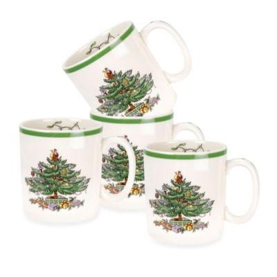 Spode® Christmas Tree Mug