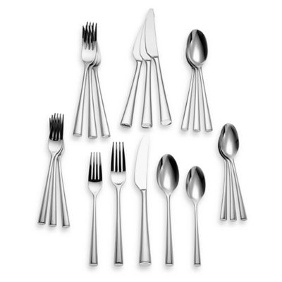 Cafe 20-Piece Flatware Set