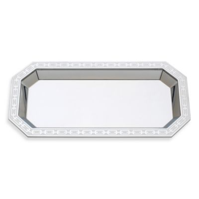 Buy White Vanity Tray From Bed Bath Amp Beyond