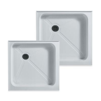 VIGO 32-Inch x 32-Inch Shower Tray