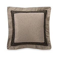 Waterford® Ormonde Pillow in Black and Gold