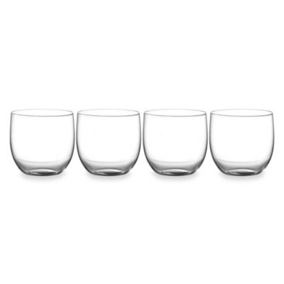 Royal Doulton® Mode Double Old Fashioned Tumblers (Set of 4)