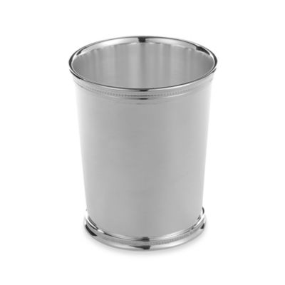 Reed & Barton® 10-Ounce Silver Plate Mint Julep Cup with Double Beading