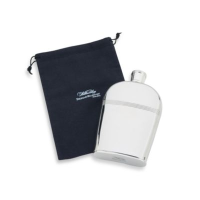 Reed and Barton® Williamsburg Hob Nob Flask
