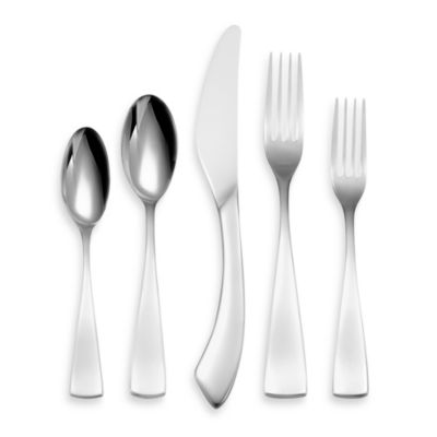 Oneida® Curva 5-Piece Place Setting