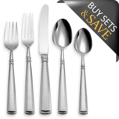 Oneida® Couplet 20-Piece Flatware Set