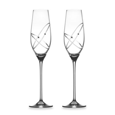 Royal Doulton Ring Toasting Flutes (Set of 2)