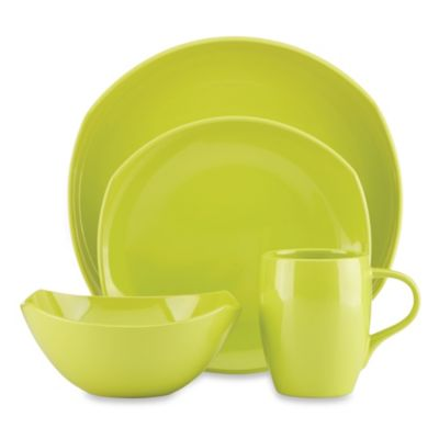 Dansk® Classic Fjord 4-Piece Place Setting in Apple Green