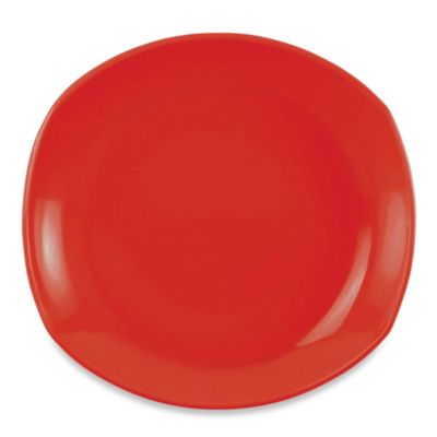 Dansk® Classic Fjord Dinner Plate in Chili Red