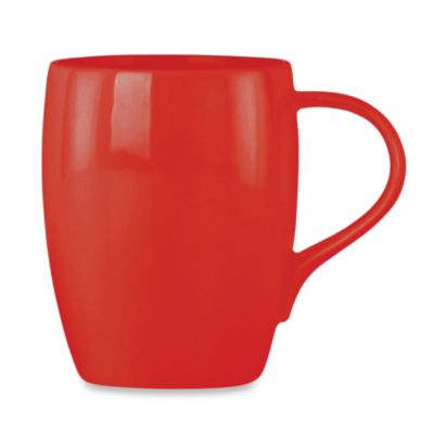 Dansk® Classic Fjord Mug in Chili Red