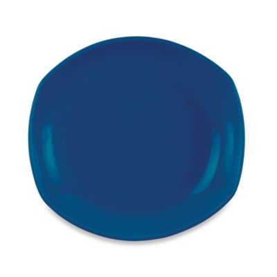 Dansk® Classic Fjord Salad Plate in Nordic Blue