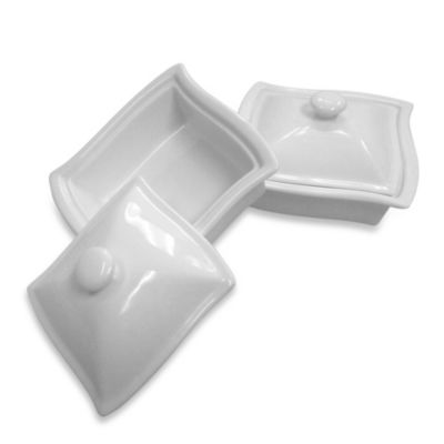 Carmona Punta Bowl with Cover (Set of 2)