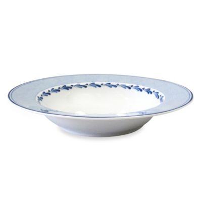 Nikko Blue Brushstroke 9-Inch Soup/Pasta Bowl