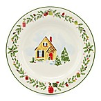 Lenox® Holiday Illustrations 9-Inch House Salad Plate