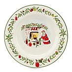 Lenox® Holiday Illustrations 11-Inch Fireplace Salad Plate
