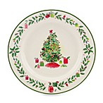 Lenox® Holiday Illustrations 9-Inch Tree Salad Plate
