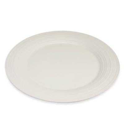 Mikasa® Swirl Round Platter in White