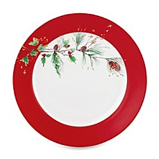 Lenox® Winter Song 11.25-Inch Round Dinner Plate
