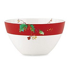 Lenox® Winter Song 5.75-Inch All Purpose Bowl