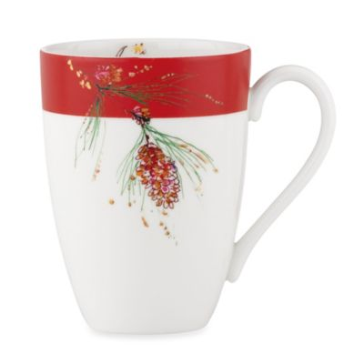 Lenox® Winter Song 14-Ounce Tall Mug