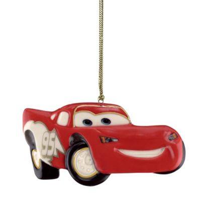 Lenox® Limited Edition Rookie Of The Year Lightning McQueen Ornament