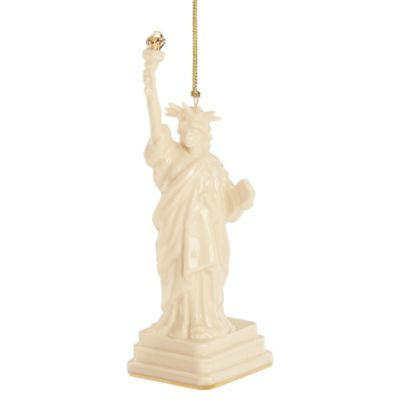 Lenox® Holiday Lady Liberty Ornament