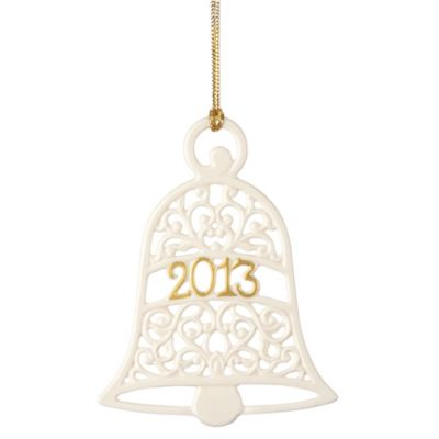 Lenox® A Year to Remember Bell Ornament