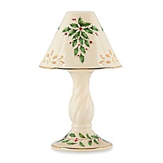 Lenox® Holiday™ 10-Inch Candle Lamp