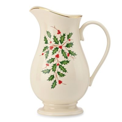 Lenox® Holiday™ Pitcher