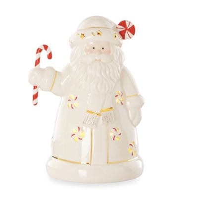Lenox® Lighted Santa Figurine