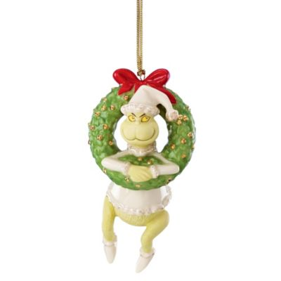 Lenox® 2013 Grinch's Devious Dilemma Ornament