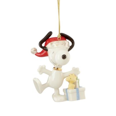 Lenox® Christmas Morning SNOOPY™ Ornament