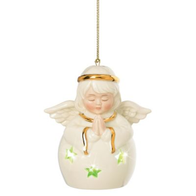 Lenox® Angel Color Changing Lit Ornament