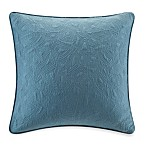 Harbor House™ Belcourt 18-Inch Square Toss Pillow in Blue