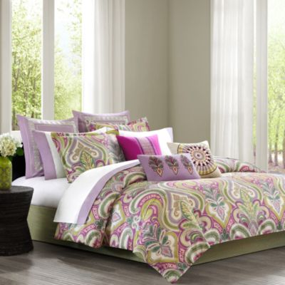 Echo Design™ Vineyard Paisley Pillow Shams