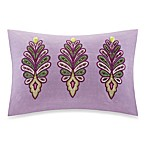 Echo Design™ Vineyard Paisley Orchid Mist Oblong Toss Pillow