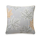Waterford® Kelly 20-Inch Square Pillow in Sea Blue