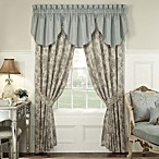Waterford® Kelly Cascade Window Valance in Sea Blue