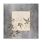 Matthew Menger Maple Leaf II Glass Wall Art